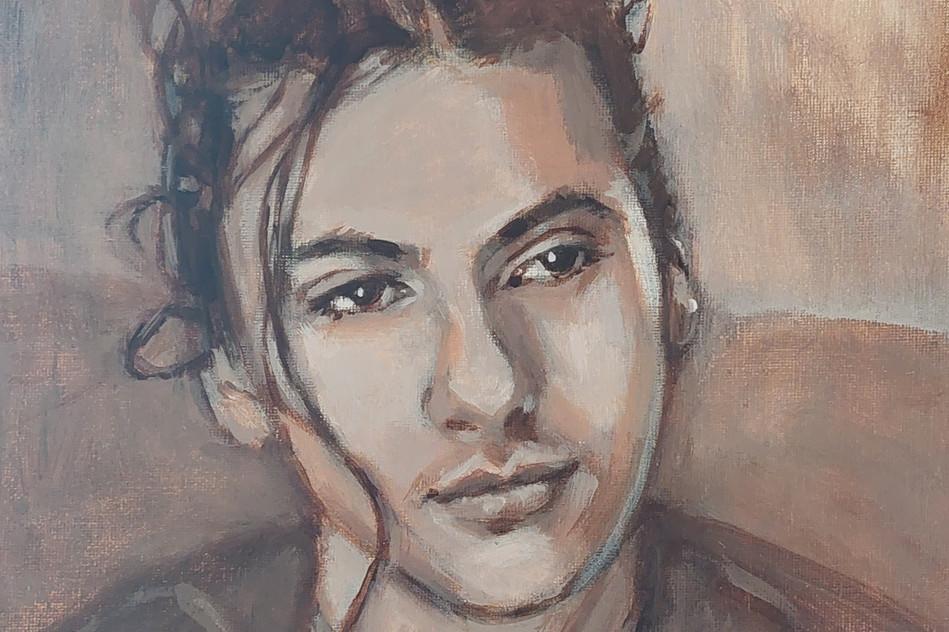 Portrait of Elijah