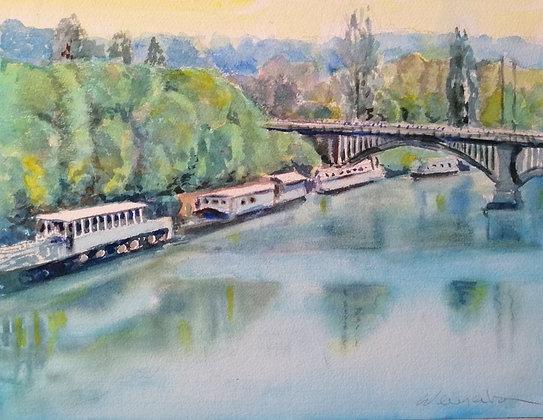 Bridge in Rueil