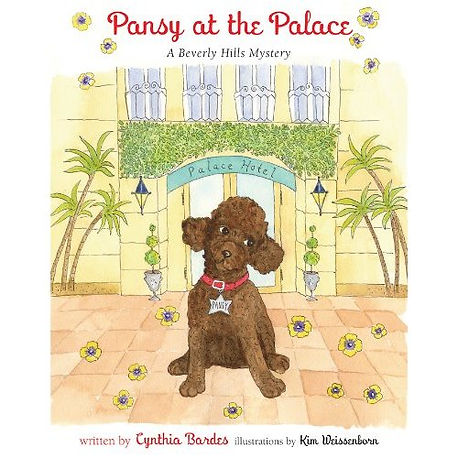 Pansy at the Palace. Illustrated by Kim Weissenborn