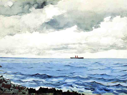 How to Paint like Winslow Homer