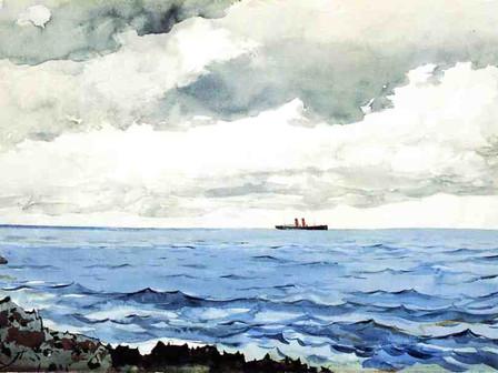 How to Paint like Winslow Homer