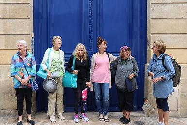Artist workshop in France