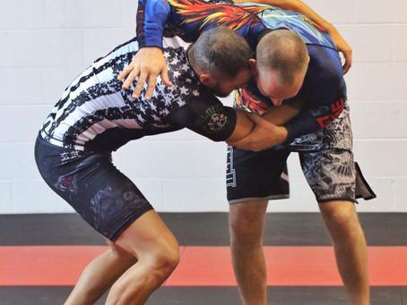 5 Best Movements for Jiu-Jitsu