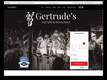 Gertrude's Facelift . . . Digital