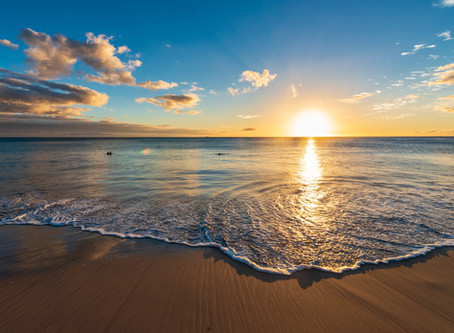 Hapuna Beach - One more reason to Live on the Big Island