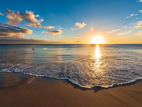 Hapuna Beach - One more reason to Live on the Big Island