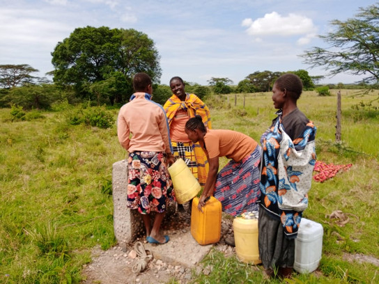 Mara North: Lives Changed by a Borehole