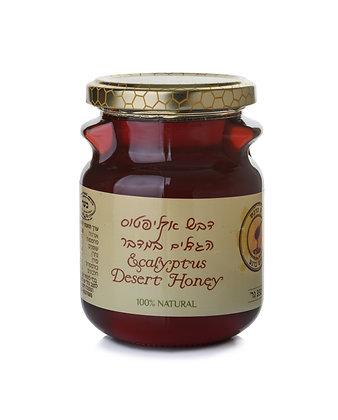 דבש מעצי אקליפטוס מדבריים