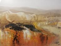 3.7. – 30.9.2020: Berge und Landschaft: Irene Stecher
