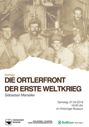 20.7.2018: Vortrag: Archäologie des Ersten Weltkriegs