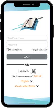EQL app login update