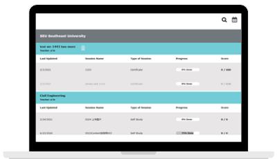 EQL APP calendar update 2