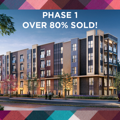 Harrington Residences - Phase One Over 80% Sold!