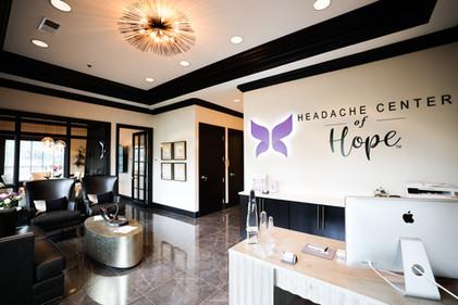 Headache Center of Hope Lobby #3