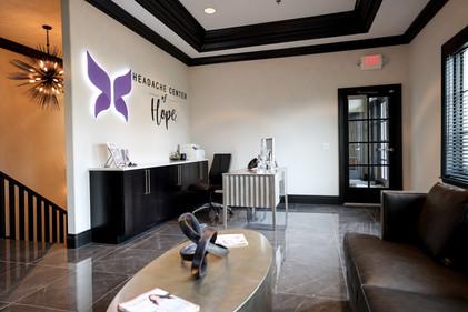 Headache Center of Hope Lobby #2