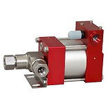 Maxpro High Pressure Air-Drive Liquid Pu