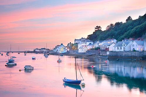 Summer Evening, Aberdyfi
