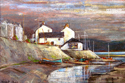 Low Tide, Aberdyfi