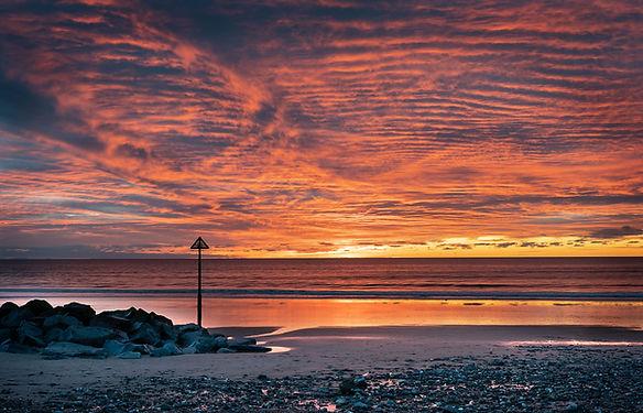 Tywyn Sunset December 2019.jpg