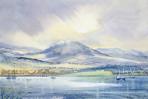 Scenery around Aberdyfi