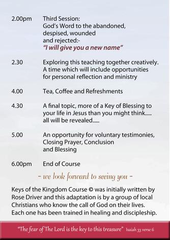 Page 2 and 3a Keys to the Kingdom Novemb