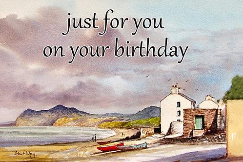 Morfa Nefyn Bob May Birthday