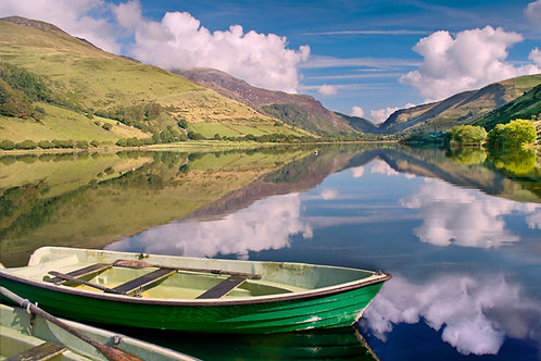 Perfect Day, Tal y Llyn near Tywyn