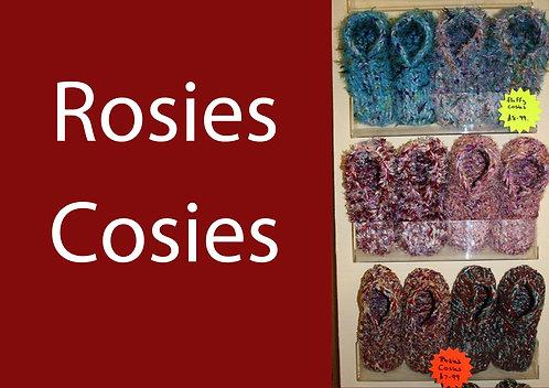 Rosies Cosies on wall