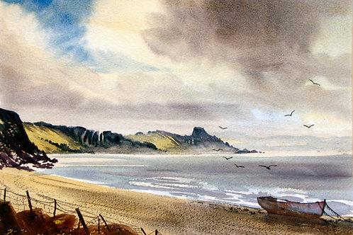 Cardigan Bay, Penbryn