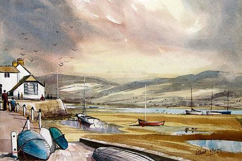 Bright Day, Aberdyfi