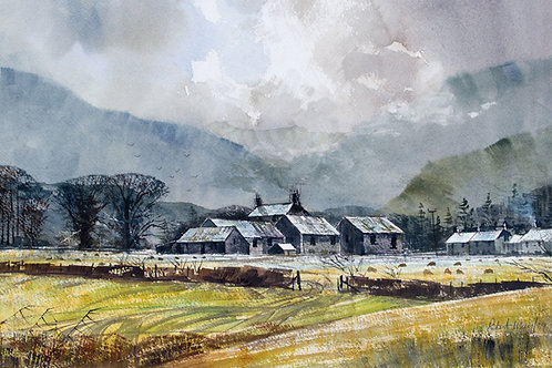 Farmhouses in Meirionnydd