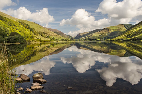 Tal y Llyn, Classic View, Perfect Day