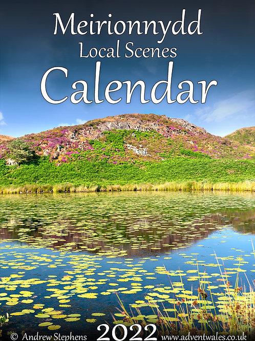 Calendar 2022 Local Scenes, Meirionnydd