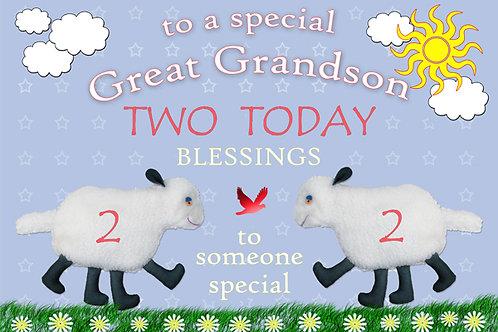 Two Today, Hazel Sheep