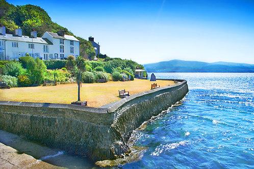 Summer Heatwave in Aberdyfi