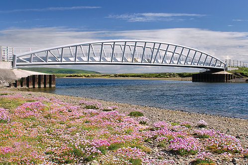 The Bailey Bridge, Tywyn