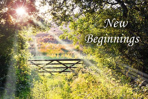 New Beginnings, Arthog Gate