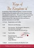 Page 2 and 3 Keys to the Kingdom Novembe