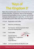 Page 2 and 3 Keys to the Kingdom MARCH 2