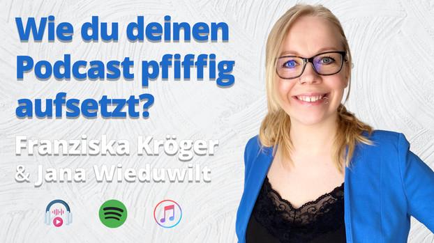Irgendwas mit Marketing - Jana Wiedulwilt