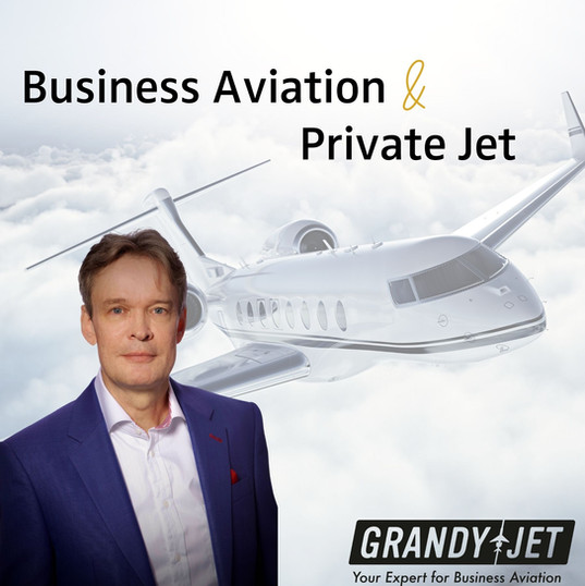 Business Aviation & Private Jet Podcast