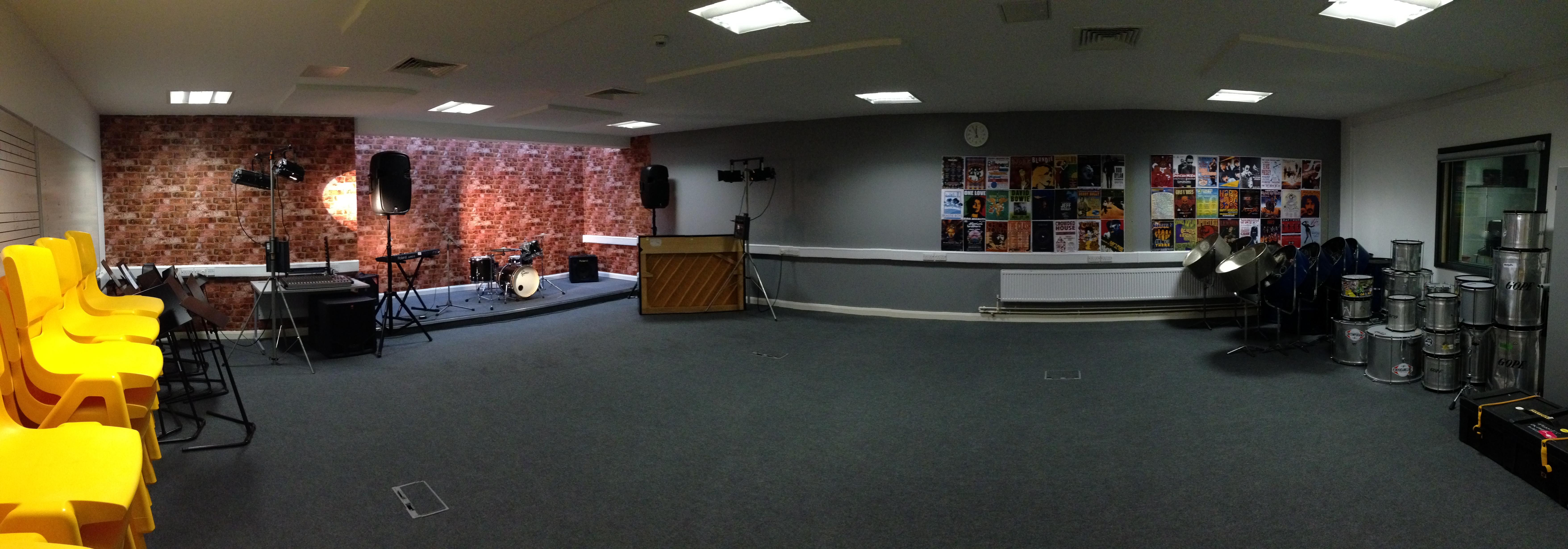 Large Rehearsal Room