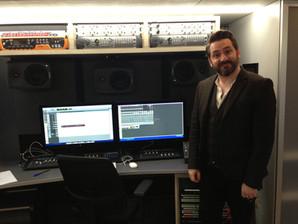 Nick Robinson Composer Mobile Studio