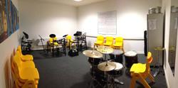 Drum Rehearsal Room