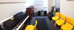 Guitar Bass Rehearsal Room