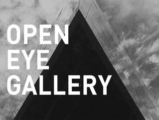 Open Eye Gallery reading (11/07/17)