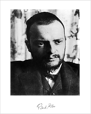 Unique Style Artist Paul Klee