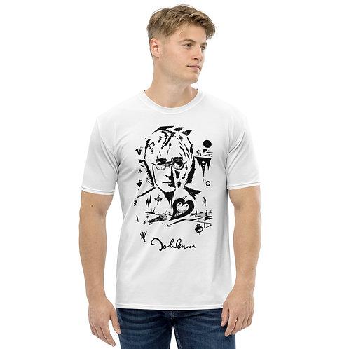 Men's T-shirt - John Lennon B&W design