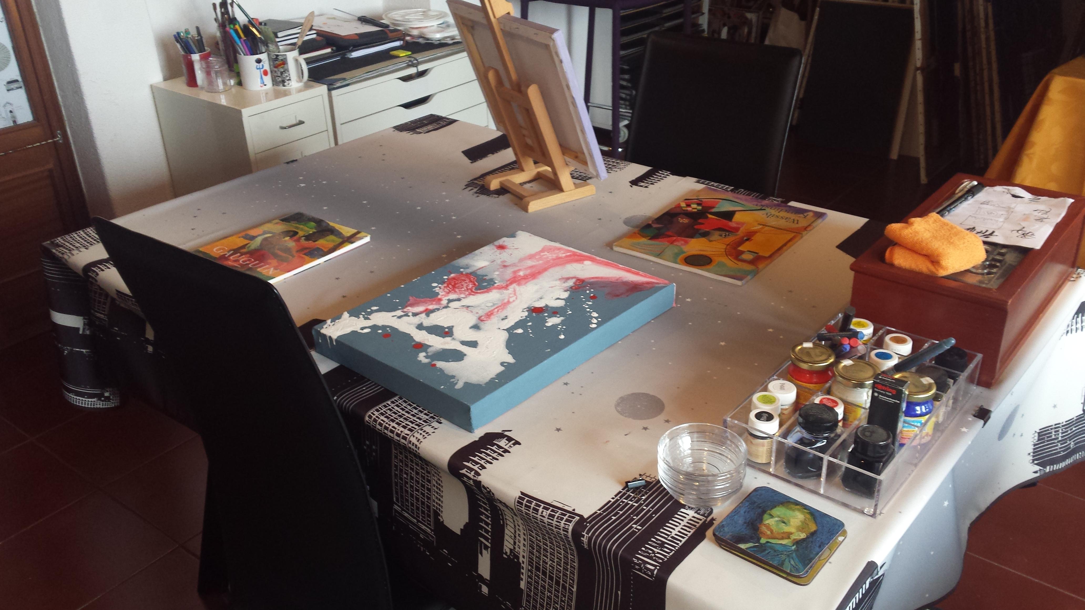 Carcavelos Art Studio