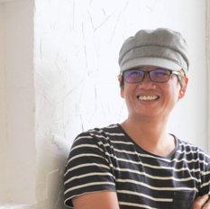 Chi, uma artista oriental com um estilo já maduro  ->
